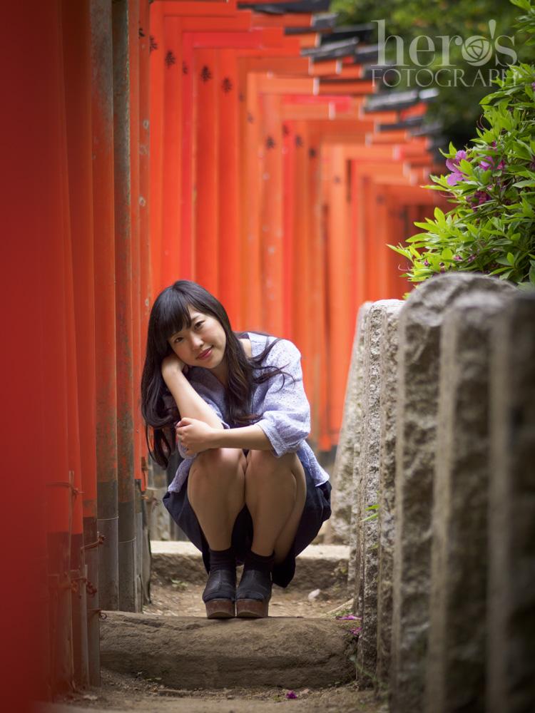 山中夏歩_千本鳥居_08