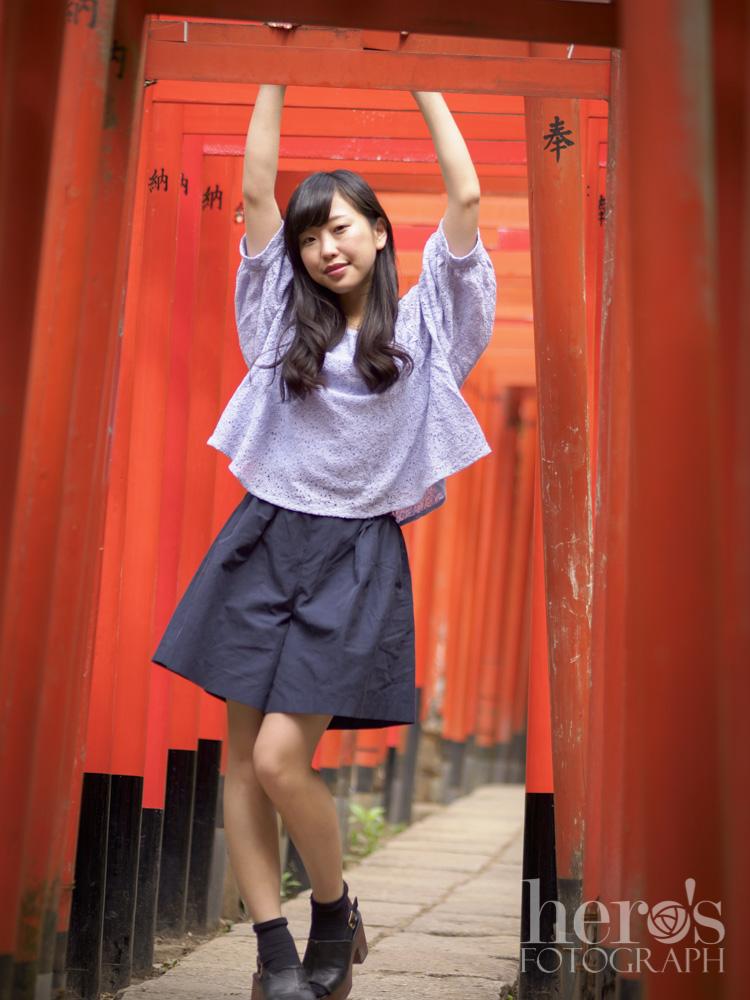 山中夏歩_千本鳥居_09
