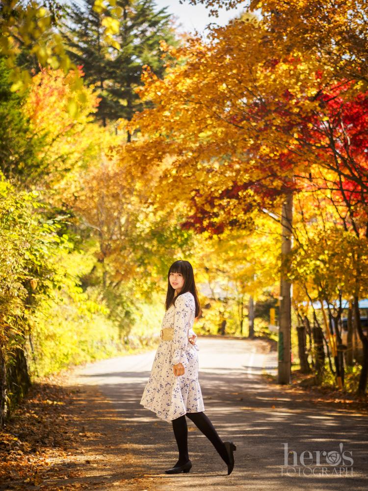 愛しのまりん_紅葉_09