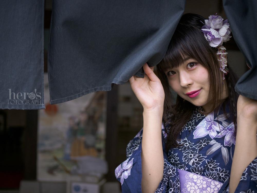 愛しのまりん_浴衣_08