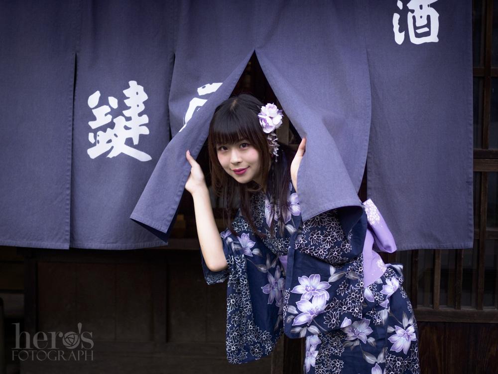 愛しのまりん_浴衣_09