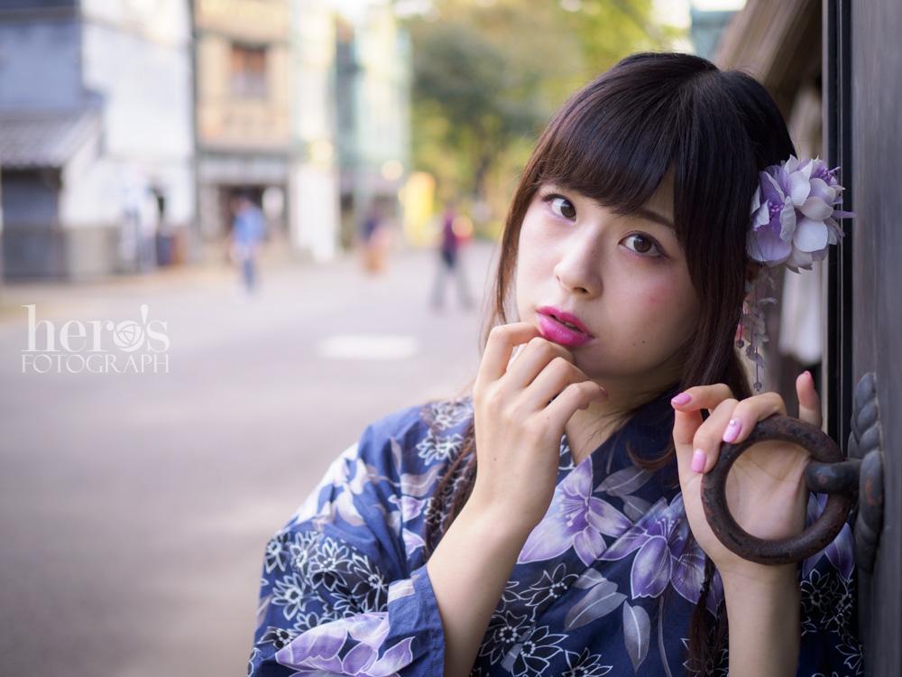 愛しのまりん_浴衣_01