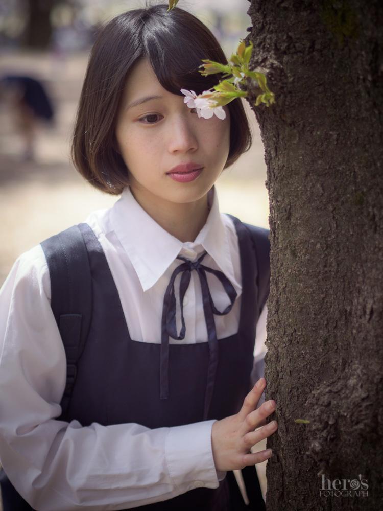 伊東みく_桜_23