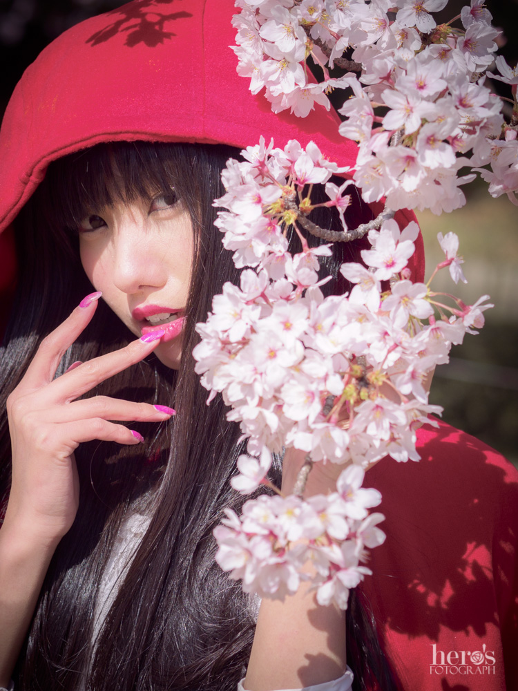 秋元るい_桜_16