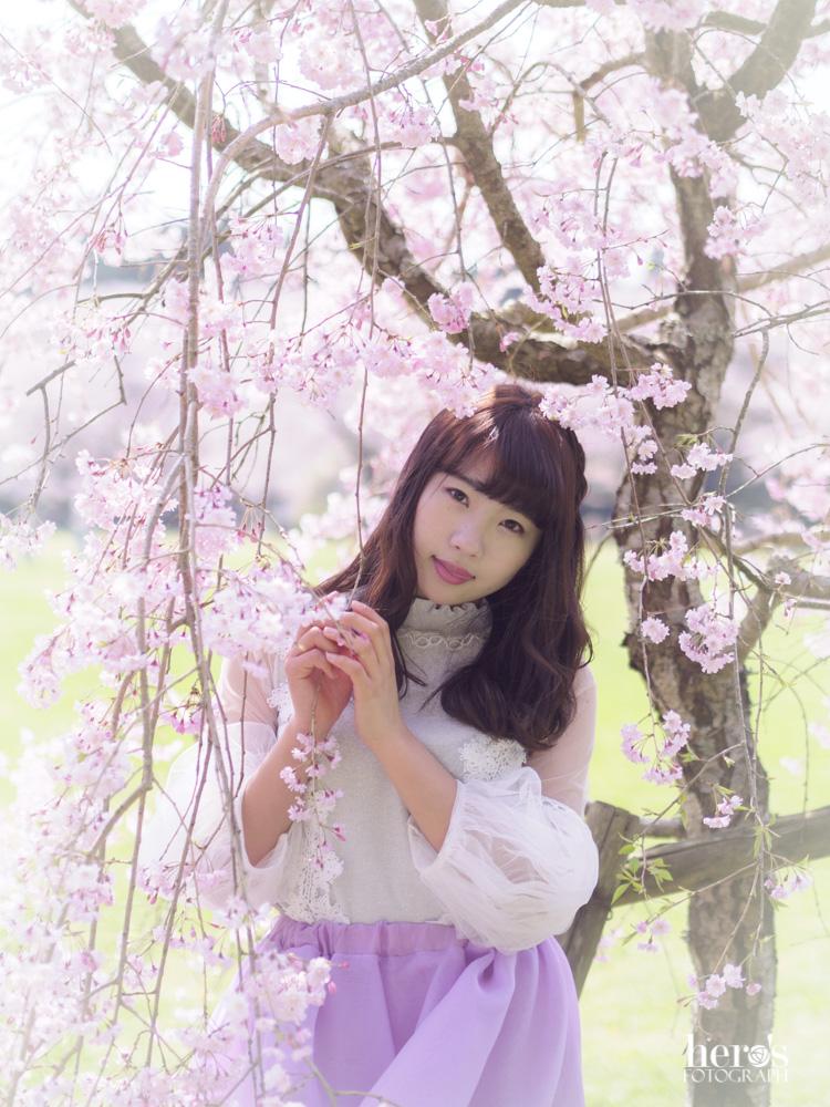 宇佐川りかこ_桜ポートレート_07