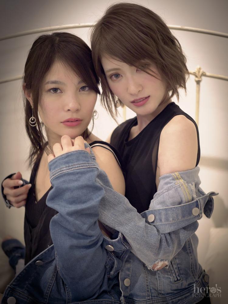 井上怜愛&yun_13
