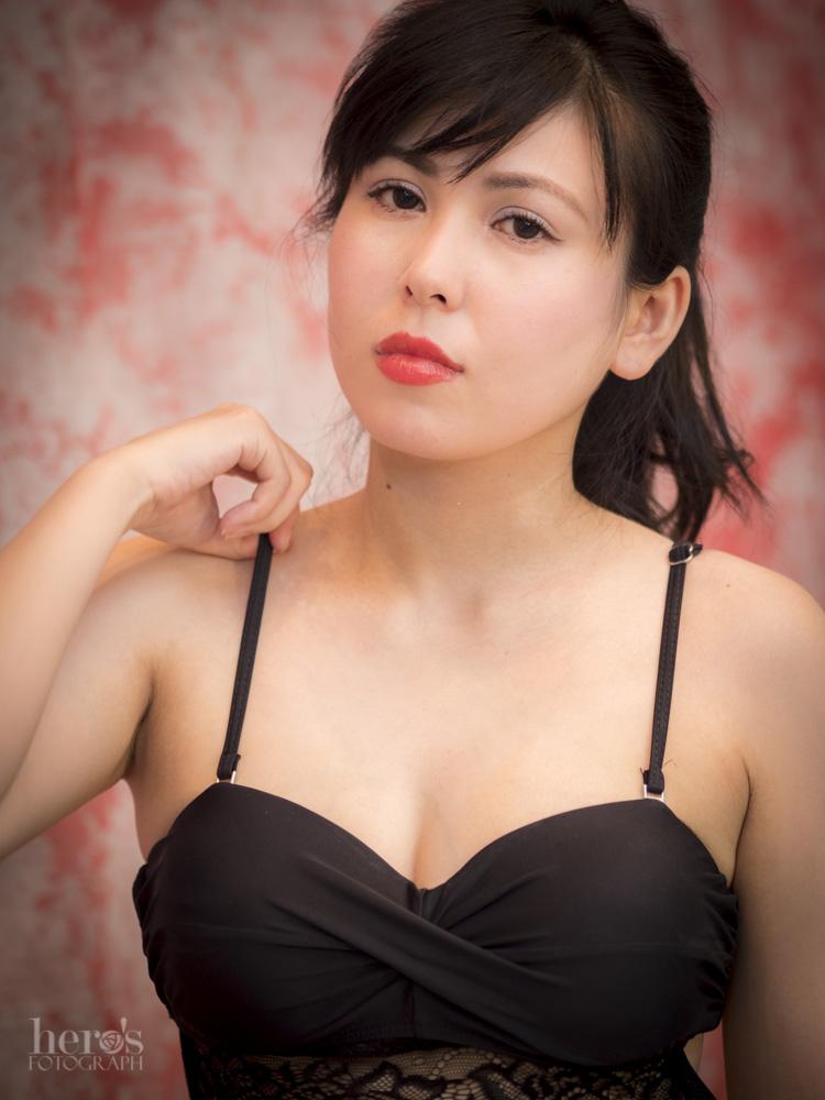 南りこ_女優の顔