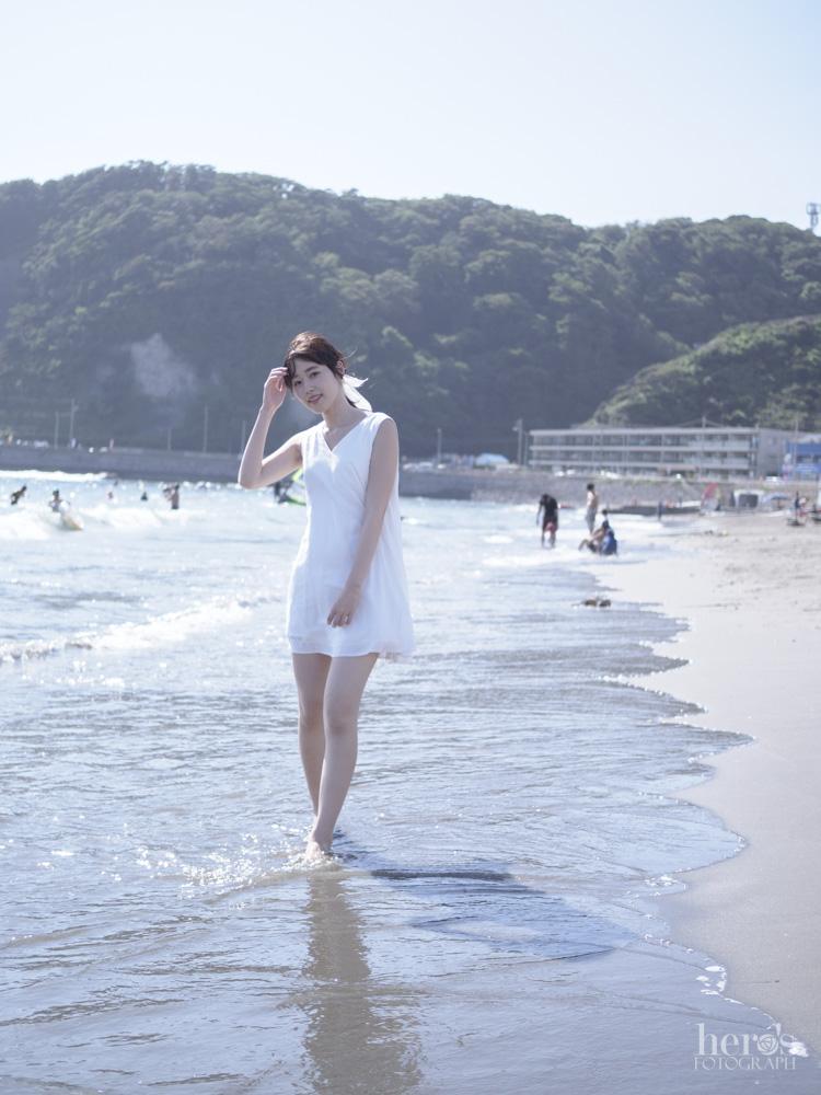 鈴木梨加_逗子海岸_05